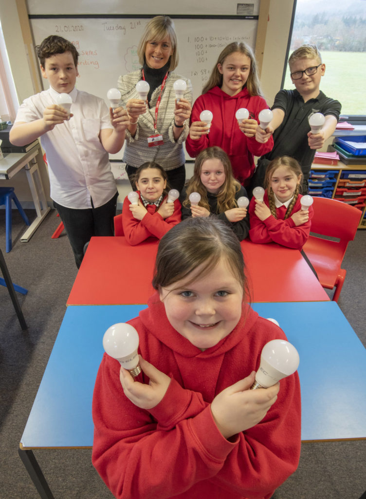 Lightbulb moment for Fort Augustus pupils