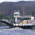 The ferry that plies the Corran Narrows is regarded as a vital lifeline service for communities on the peninsula. NO-F47-corran-ferry-1