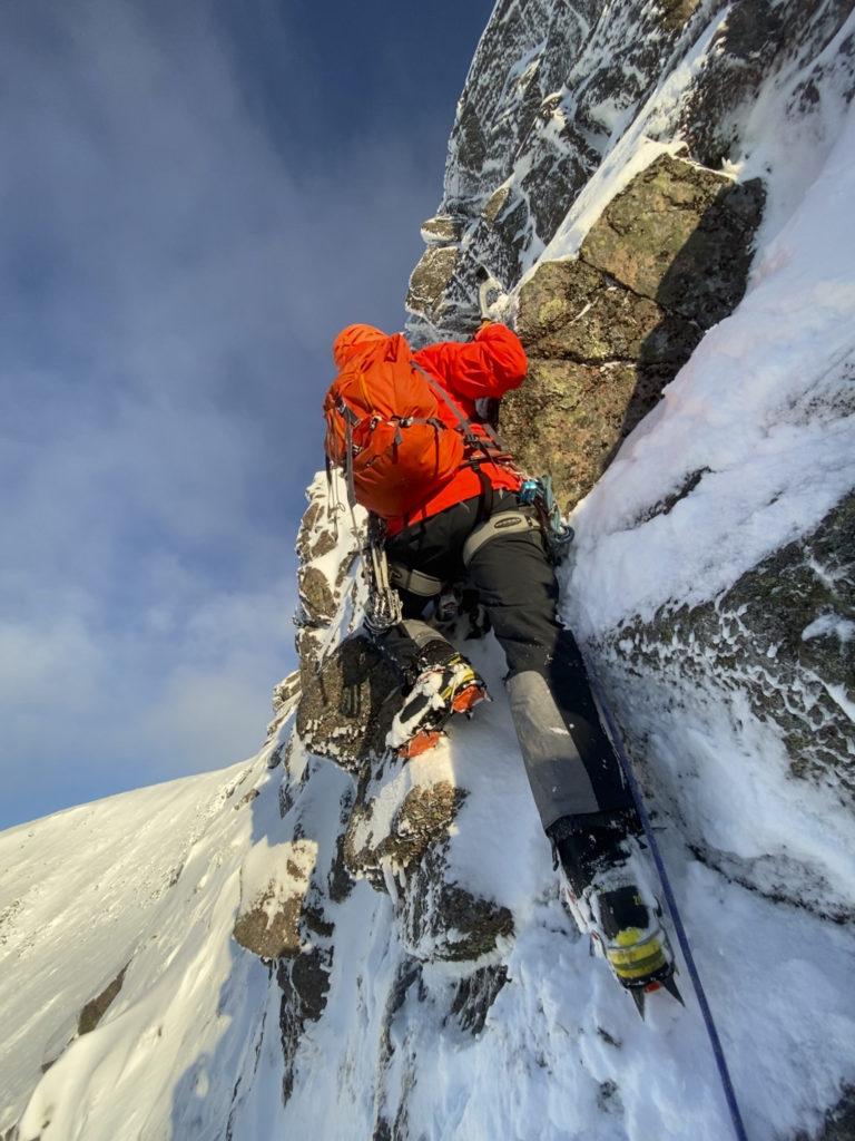 Winter climbing meet attracts top ice climbers