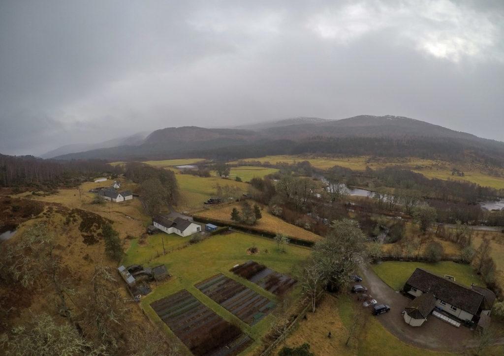 £2 million for world's first rewilding centre in Highlands