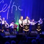 Oban High School's specialist department of traditional music performed for the first time at the annual Celtic Connections. NO_T07_OHSTrad01