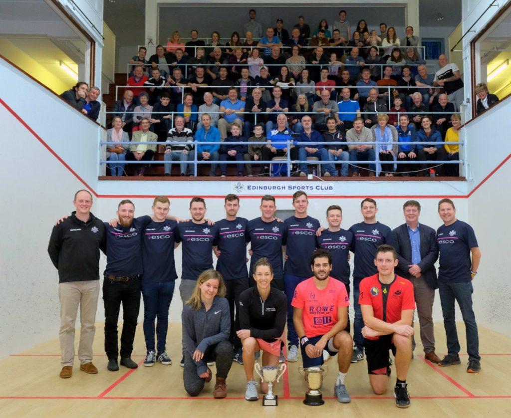 Oban players make the grade at Edinburgh Open