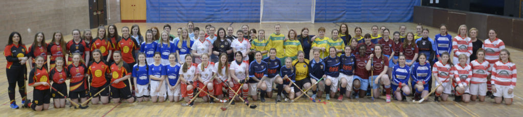 Skye 'A' win Invergarry ladies shinty tournament