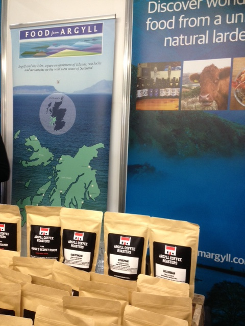 Food from Argyll shines at speciality show