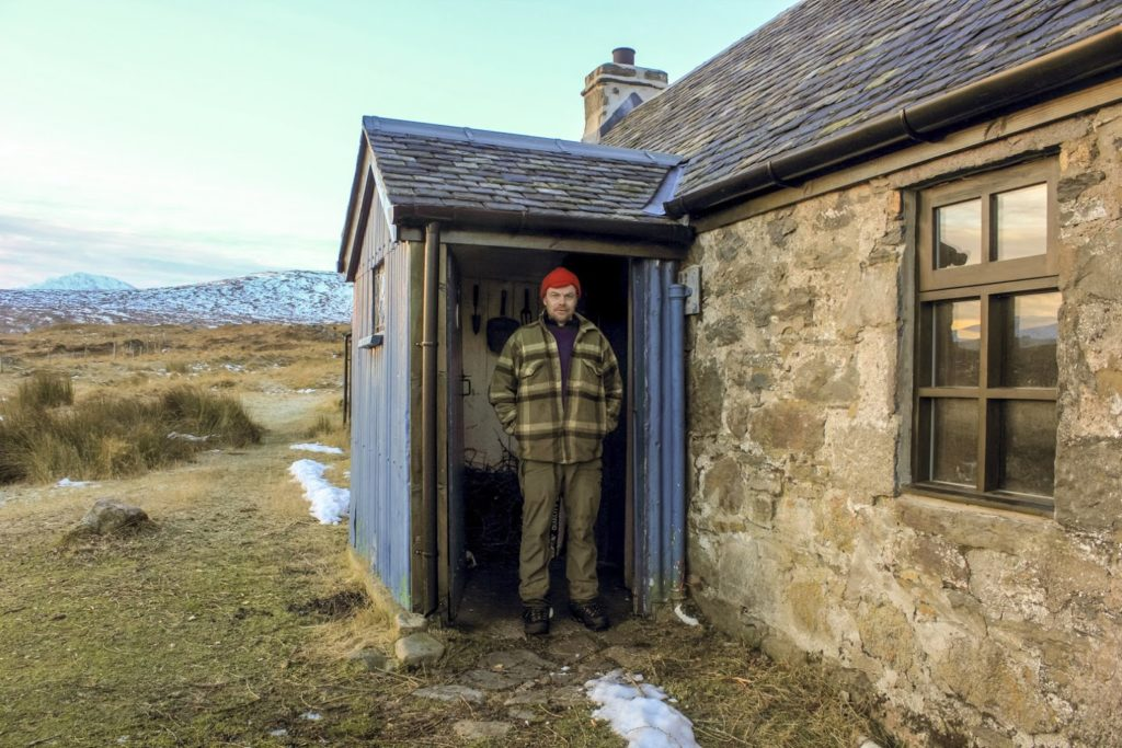Book shows the best of bothy worlds