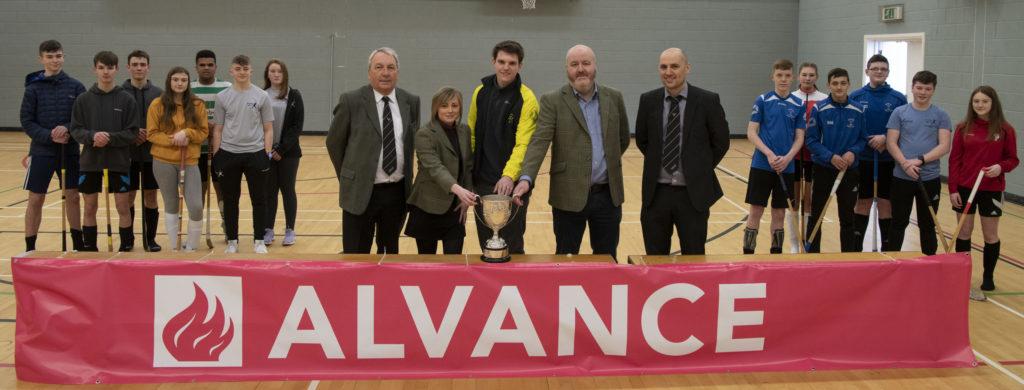 Alvance Aluminium Balliemore Cup first round draw