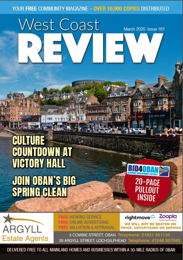 West Coast Review – March 2020