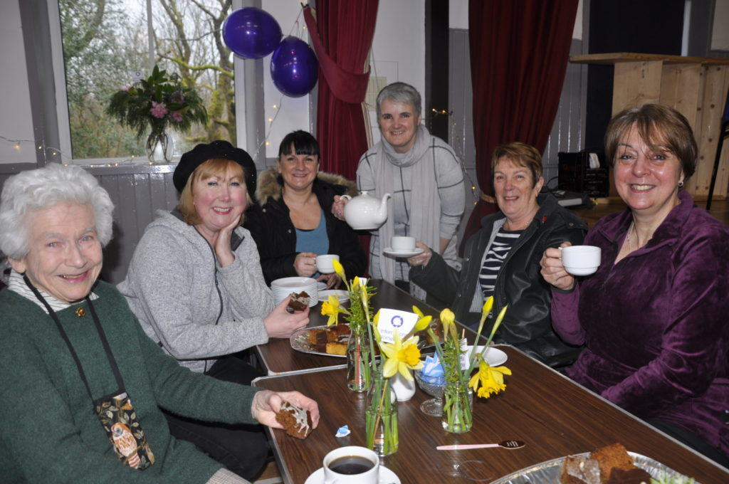 Taynuilt celebrates Women's Day