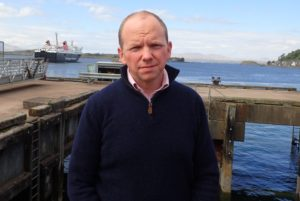 Highlands and Islands Conservative MSP Donald Cameron, pictured, who has been 'unfailingly supportive of Gaelic for years,' according to local SNP MSP Kate Forbes. NO-F05-Donald-Cameron.jpg