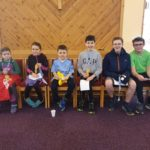 NO F11 LAC junior winter league prize winners