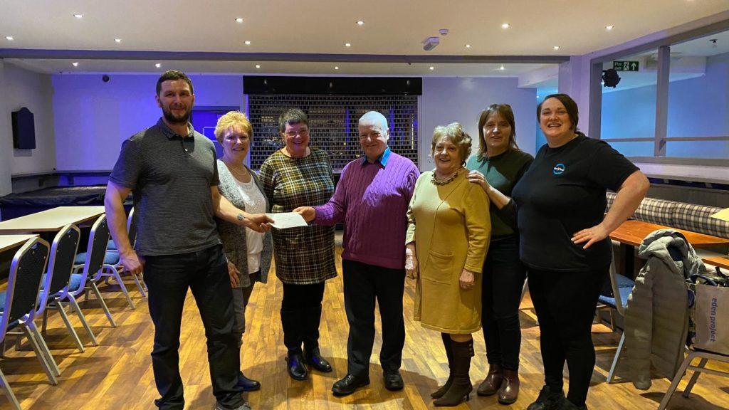 Bingo night raises cash for HIMDF