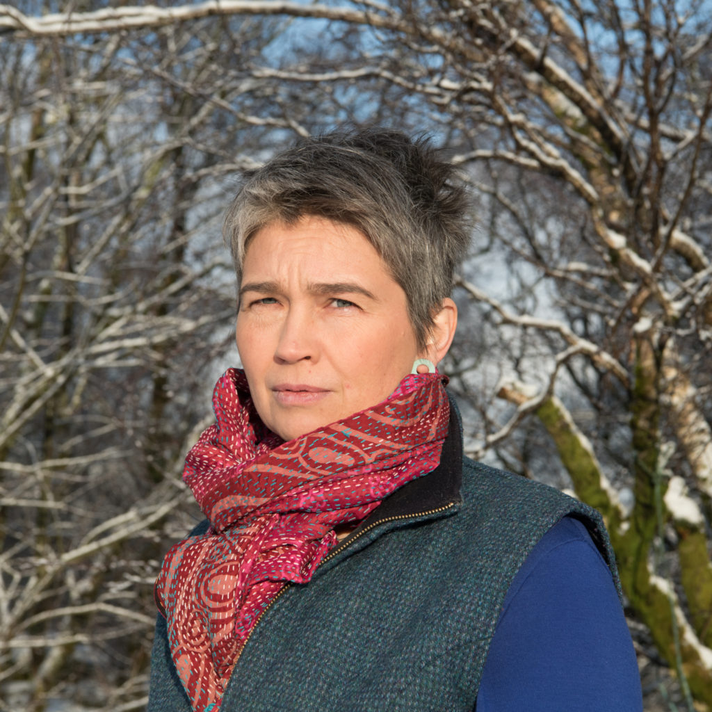 Argyll author shares memories of sea and spider-silk