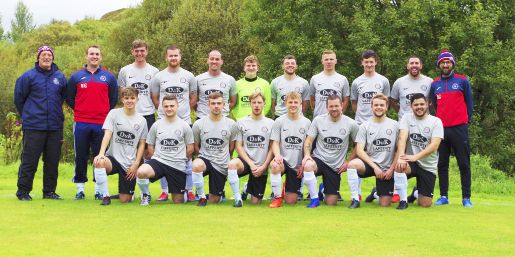 Online fitness programme for Oban Saints