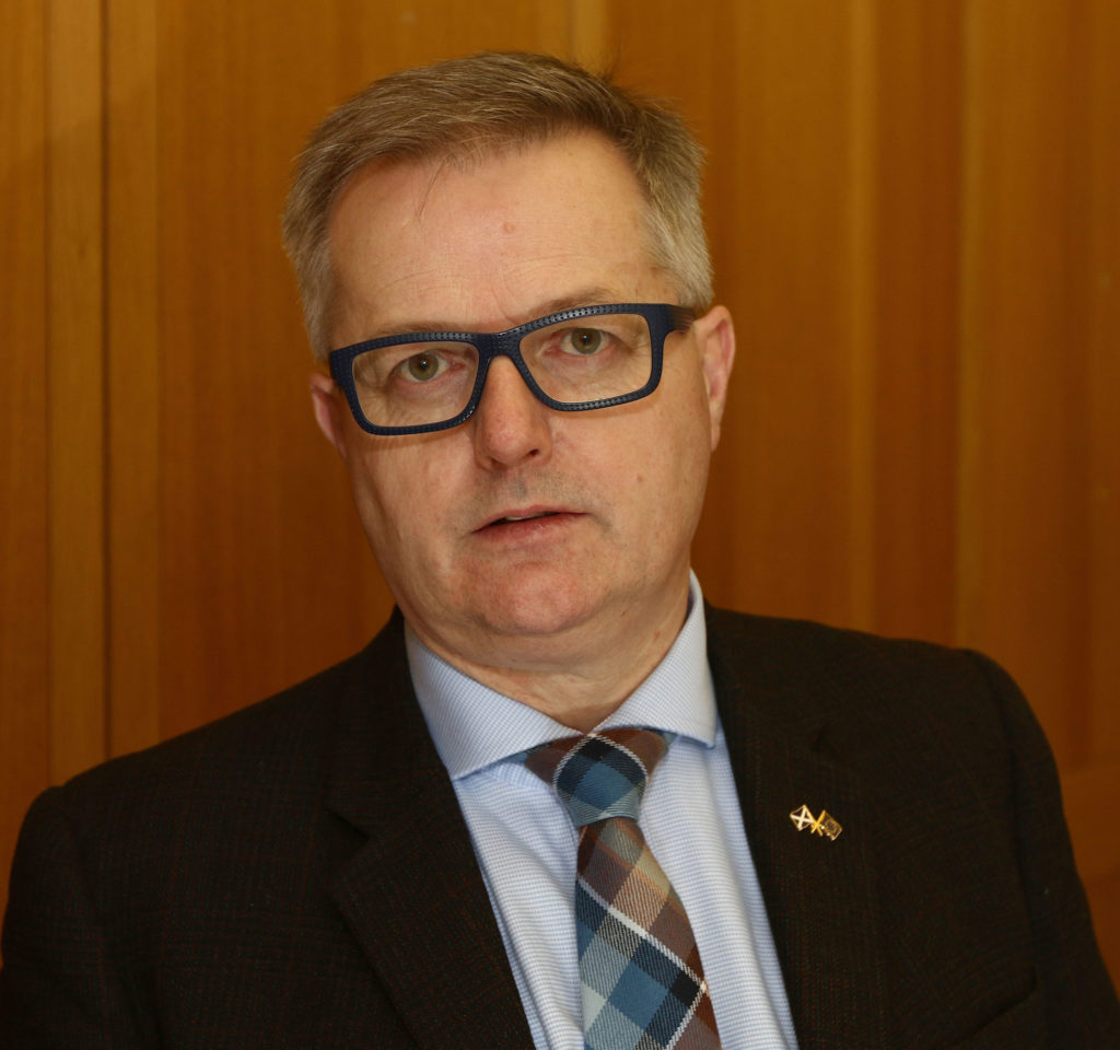 Argyll and Bute MP calls for intervention on repatriation