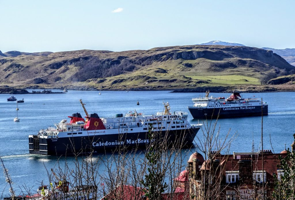 Ferry services 'can't stay afloat forever' – MSP