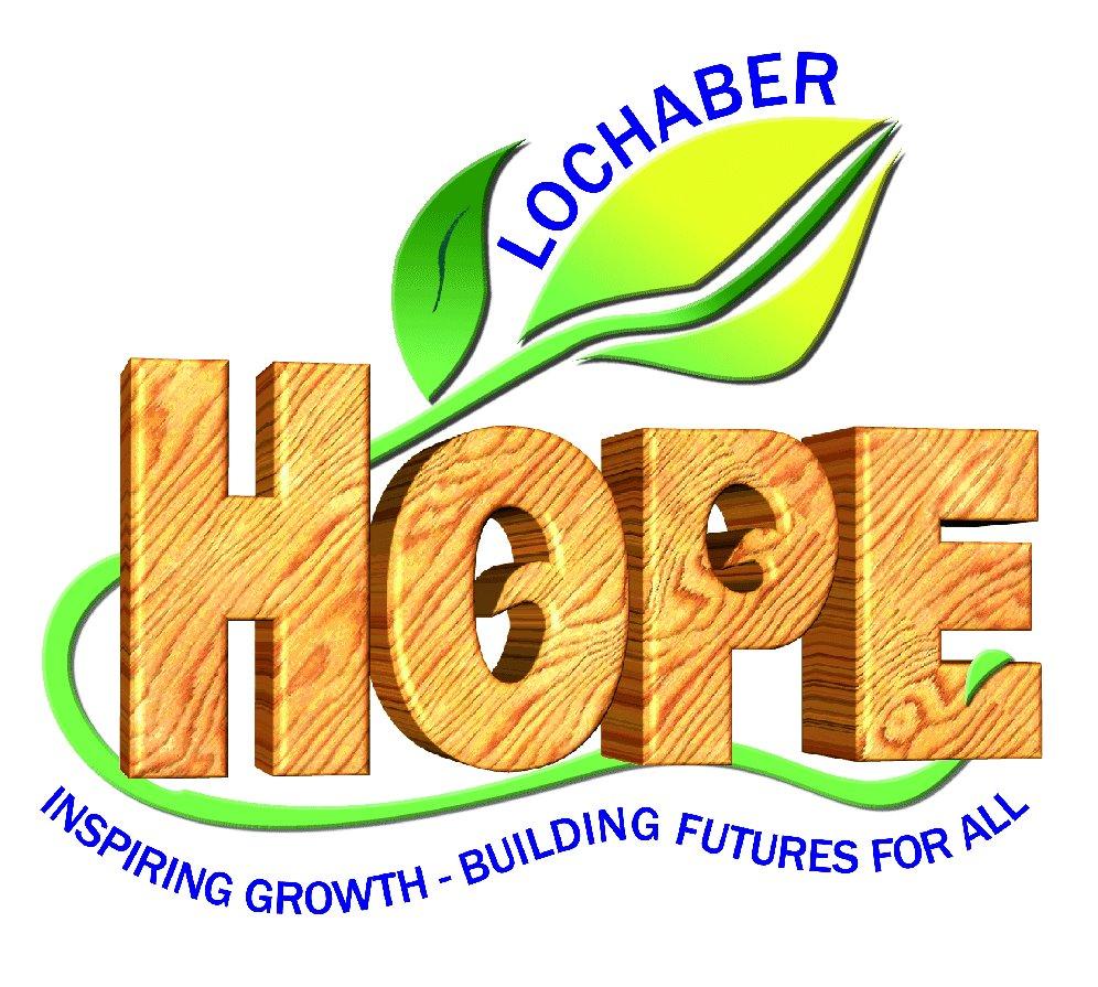 Lochaber Hope logo