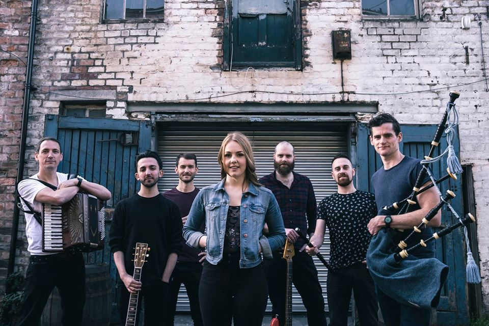 As well as Manran, pictured, the anniversary shows' line-up due to also feature Skerryvore, Dougie MacLean, Donnie Munro and the Glenfinnan Ceilidh Band. NO F12 Manran