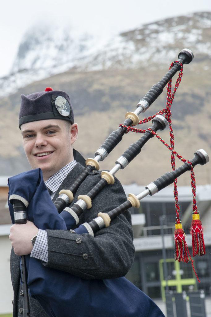 Andrew Orr, winner of the Premier Scots Traditional Award. Photograph: Iain Ferguson, alba.photos NO F12 Music Festival Scots Trad award winner 02