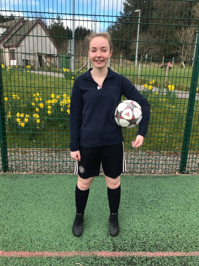 Lochaline footballer takes another step towards a pro career