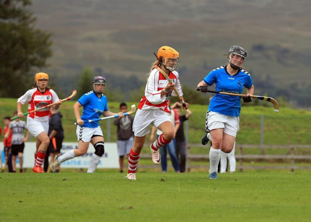 Lochaber ladies keep youngsters' skills up to speed