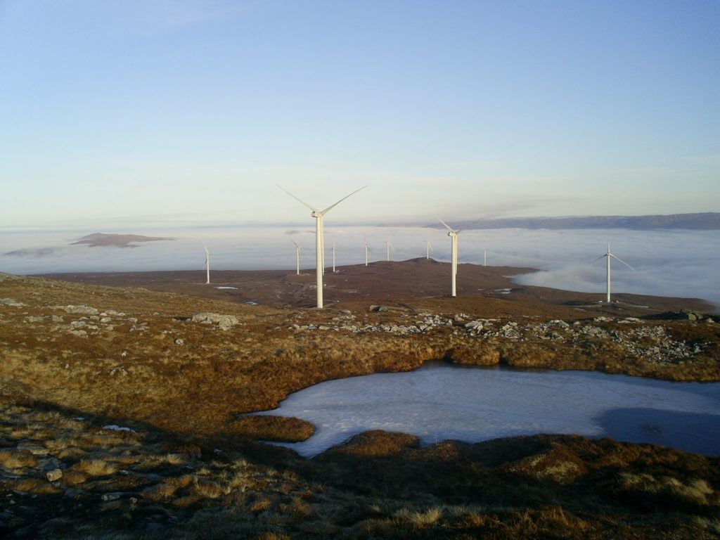 Glenmoriston wind farm operator launches coronavirus fund