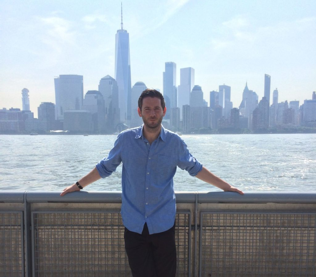 Letter from America…and a diary from Rome