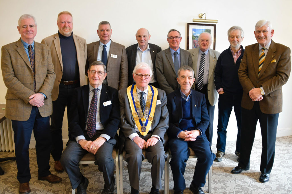 Oban rotarians are on standby
