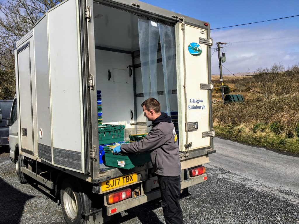 Islanders' plea to Tesco over home food deliveries