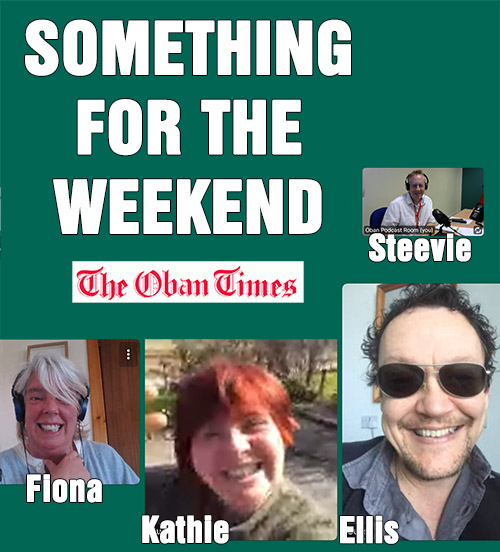 Something for the Weekend 17th April 2020