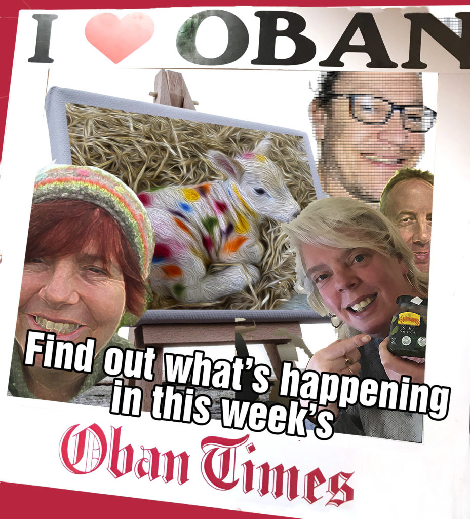 What's in this week's Oban Times 15 April 2020