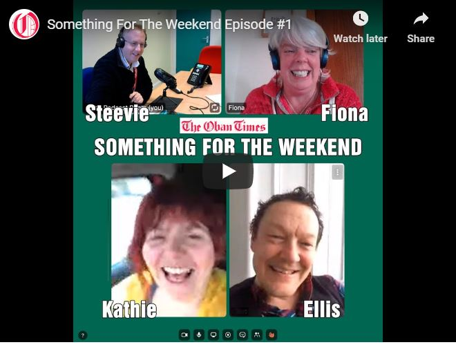 Something For the Weekend Epsiode #1