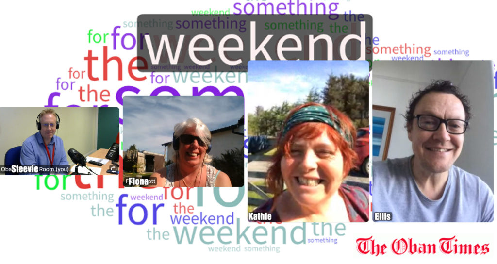 Something for the Weekend 24th April 2020