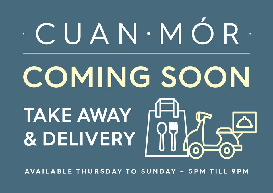 Oban restaurant reopens for takeaway and delivery
