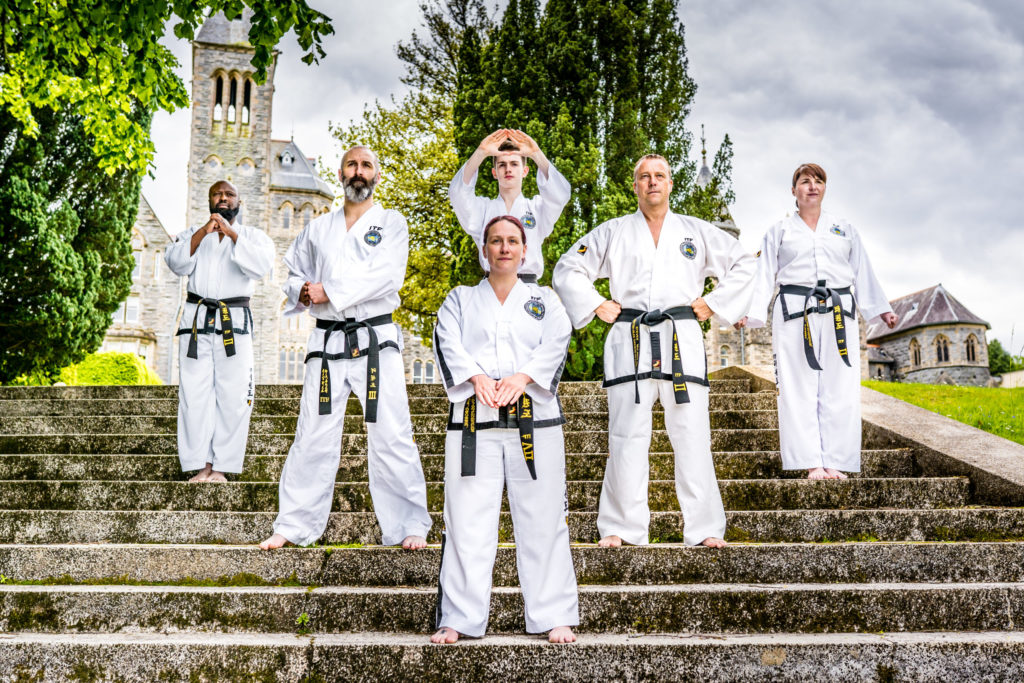 Taekwon-Do club continues to make positive impact
