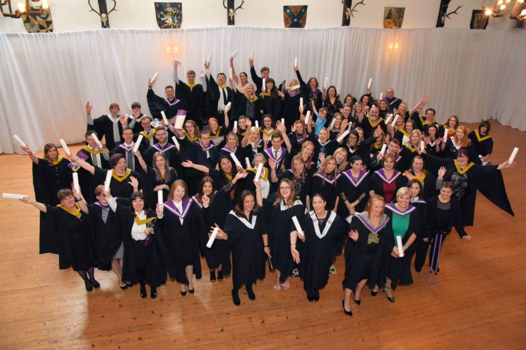 Graduation ceremony postponed until November