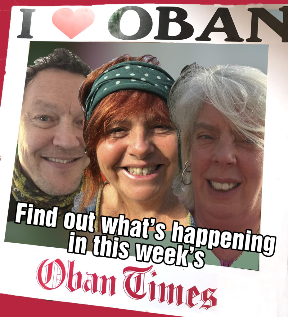 What's in This Week's Oban Times