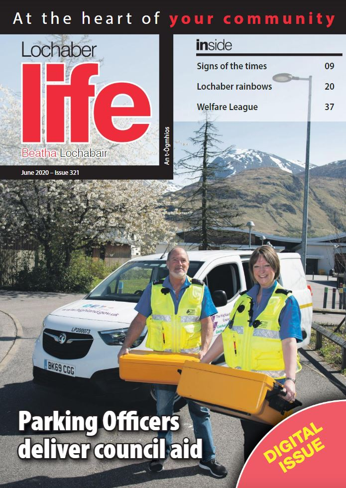Here's the June issue of Lochaber Life!