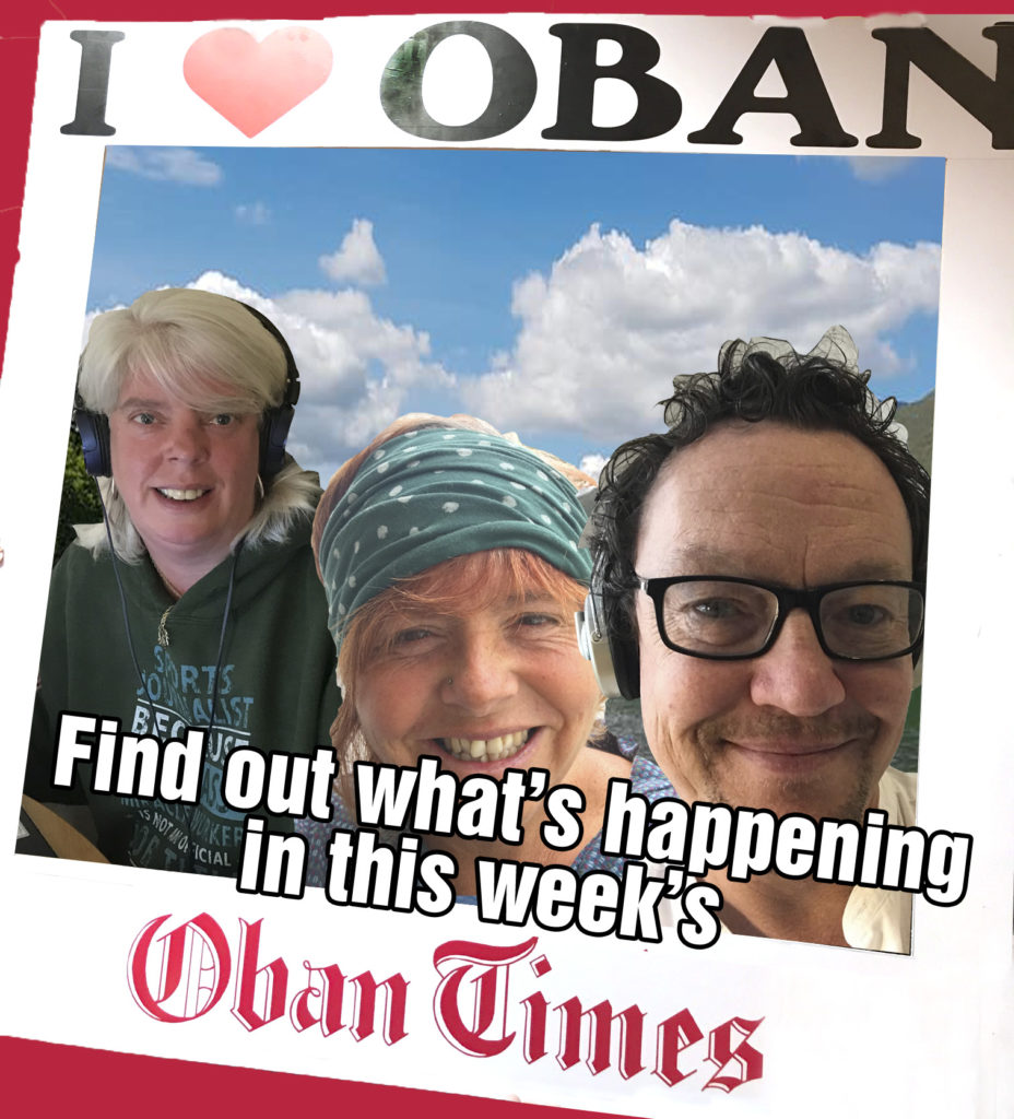 What's in This Week's Oban Times 17th June 2020