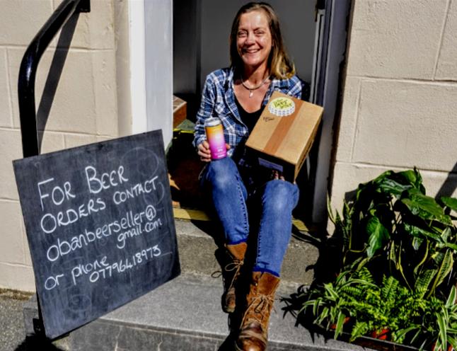 Oban Beer Seller plans to reopen