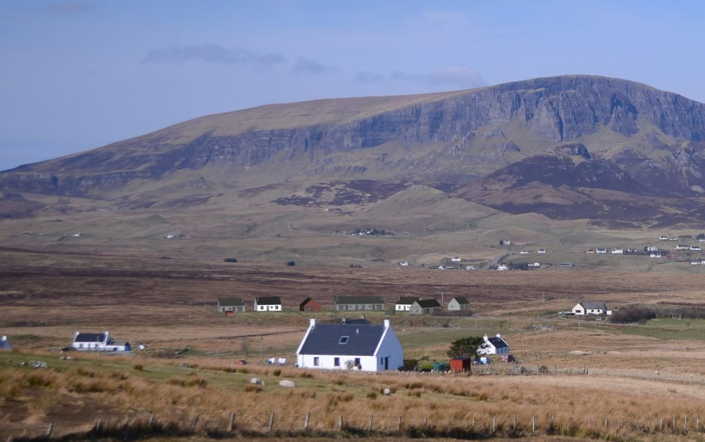NO F27 Staffin housing project