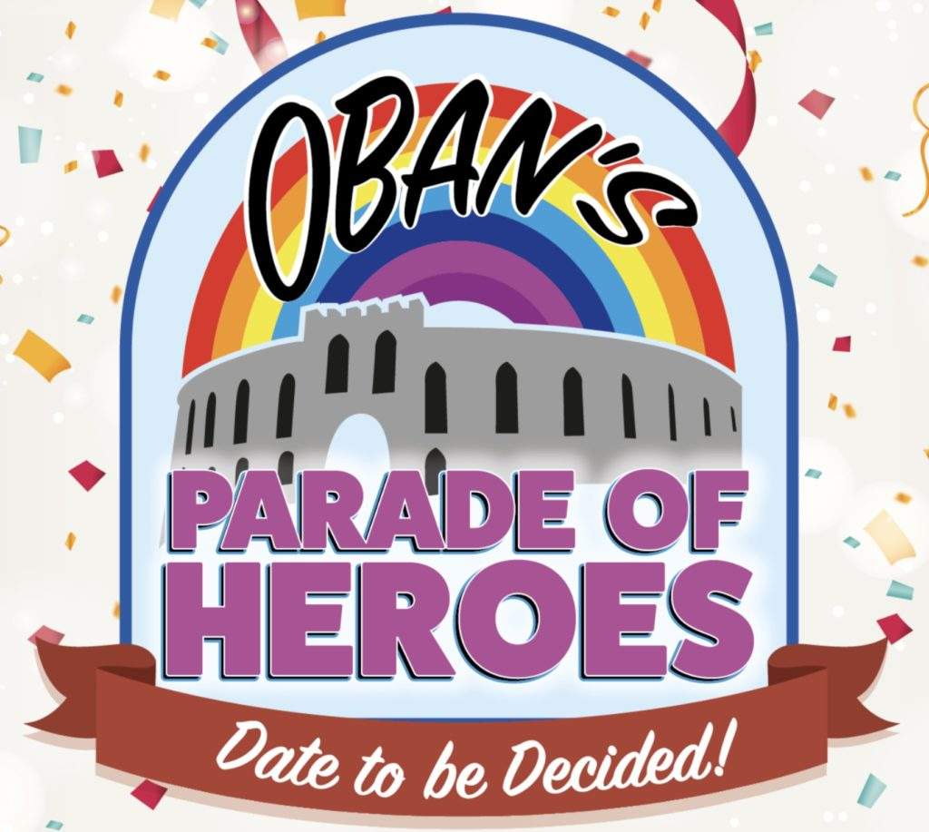 Plans launched for Oban to host a new Parade of Heroes