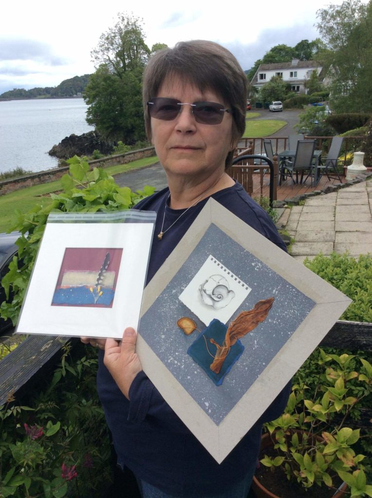 Oban Open Art Exhibition goes online