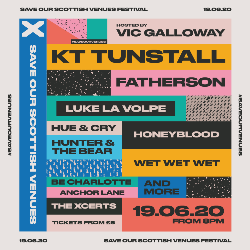 Scottish stars tune up for virtual festival on Friday