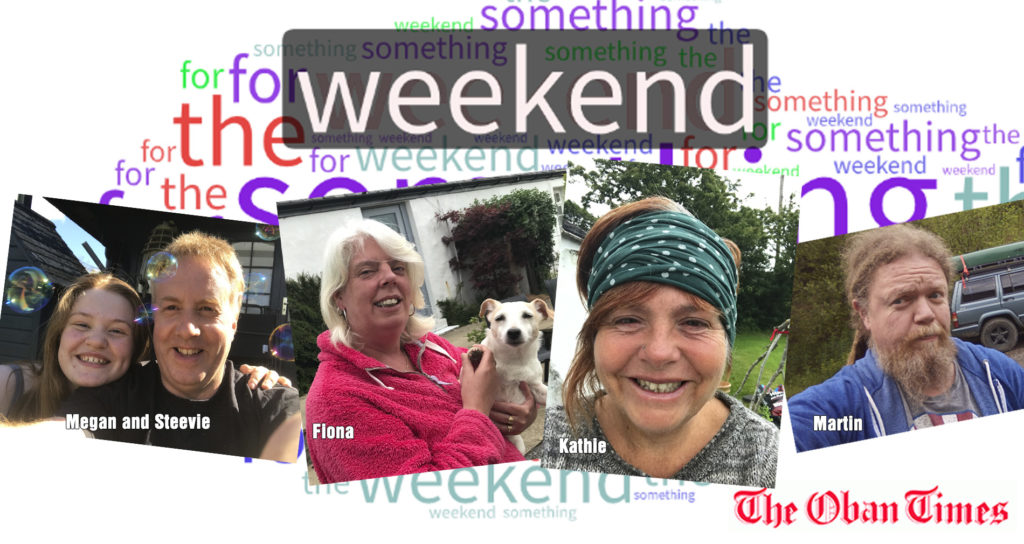 Something for the Weekend 19th June 2020