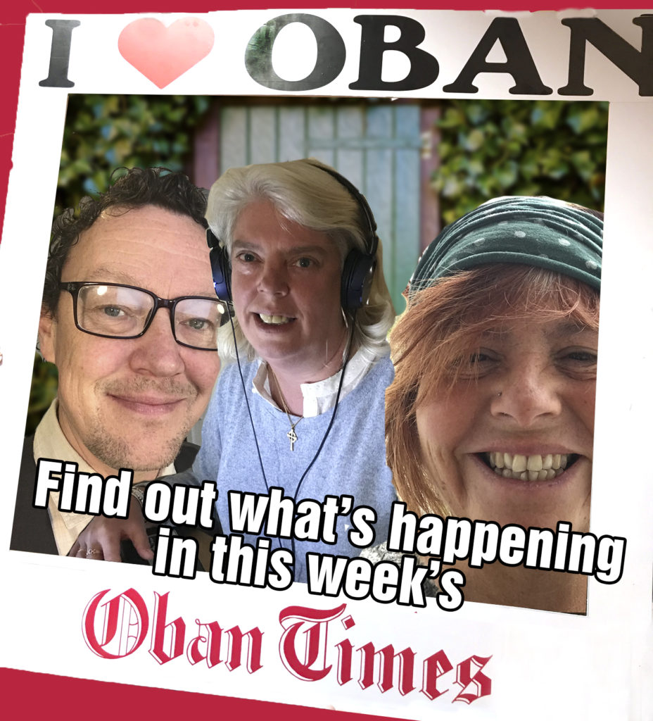 What's in This Week's Oban Times 24th June 2020