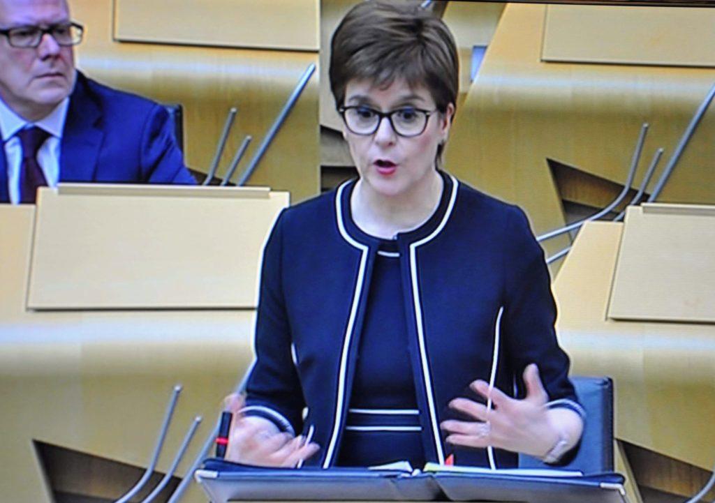 Scotland officially enters Phase 3 of coronavirus lockdown exit