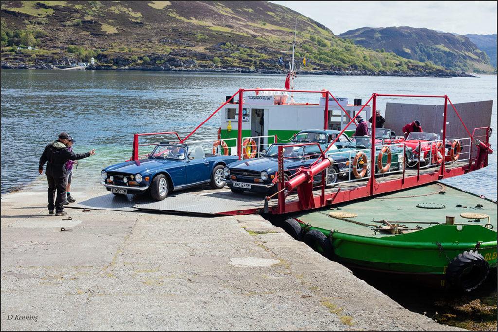 Glenelg-Skye Ferry not restarting until 2021