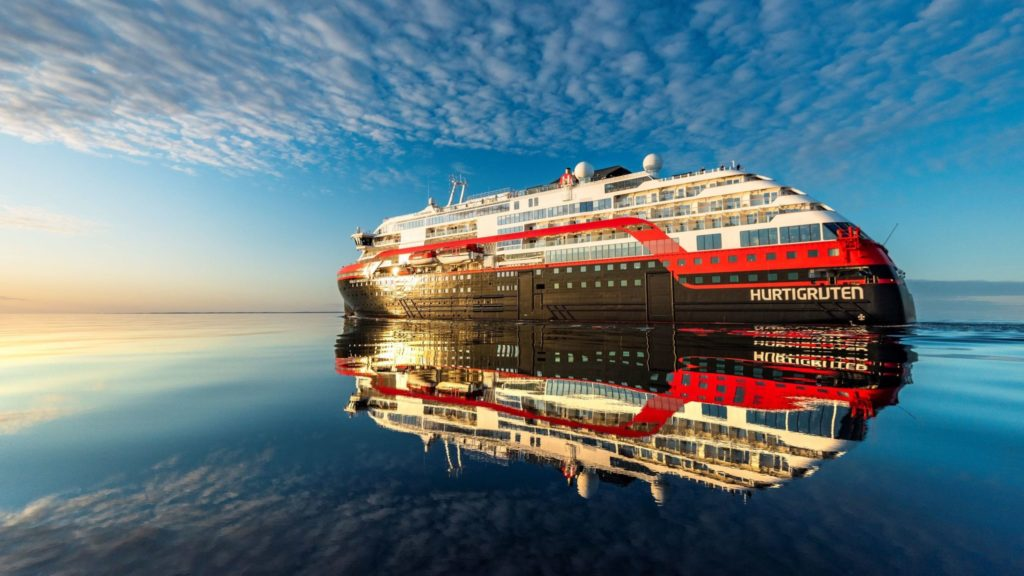 World's first battery-powered cruise liner to call at Fort William in September
