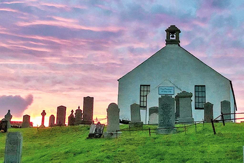 Islay Life gets back to 'normal'