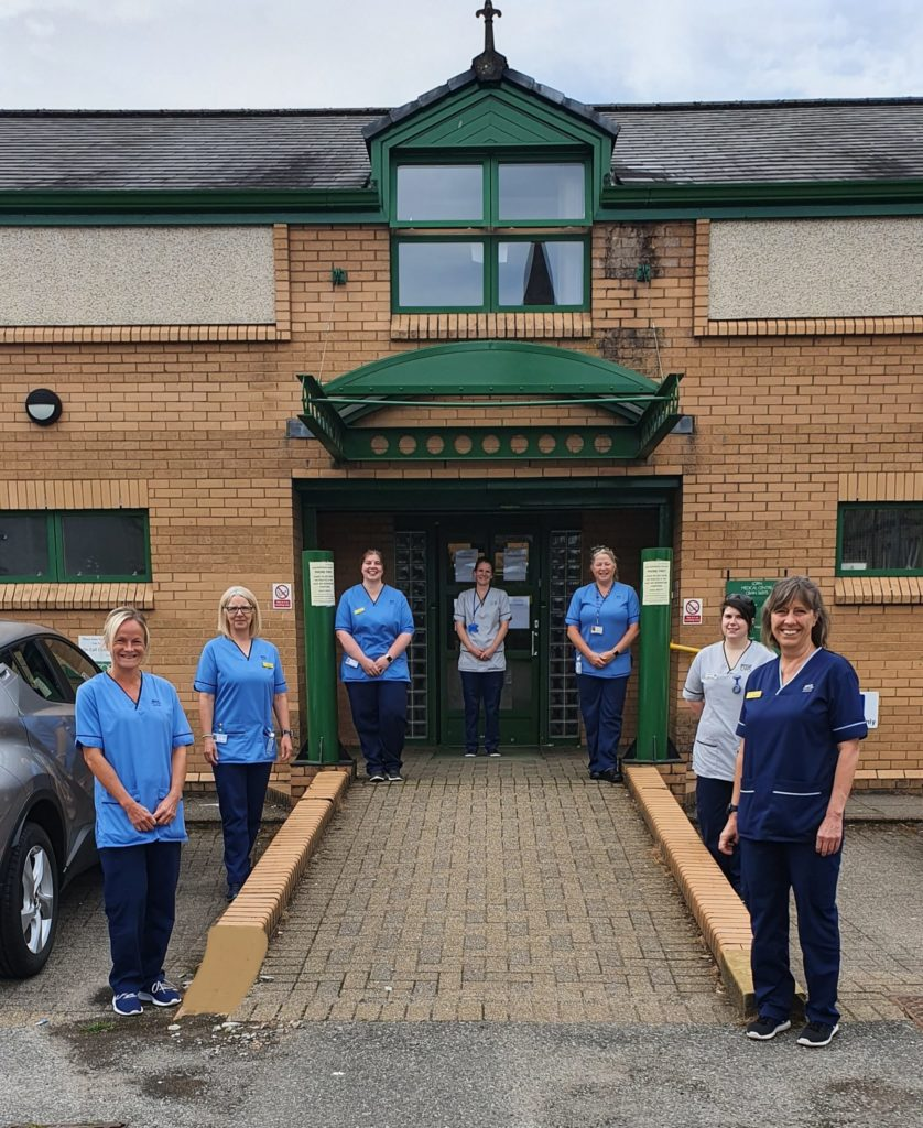 Community nurses praised for resilience in Covid times